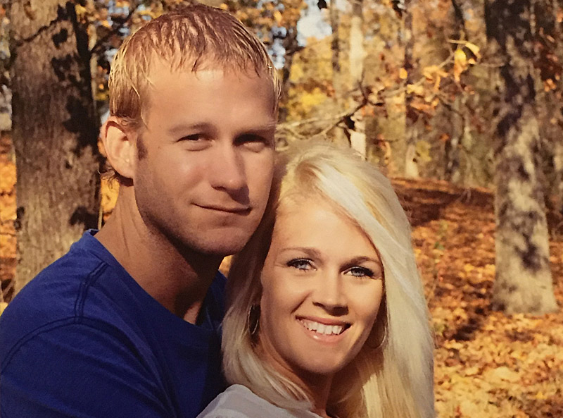 Todd and Ashley Thompson